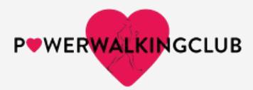 hommes en swarte powerwalkingclub